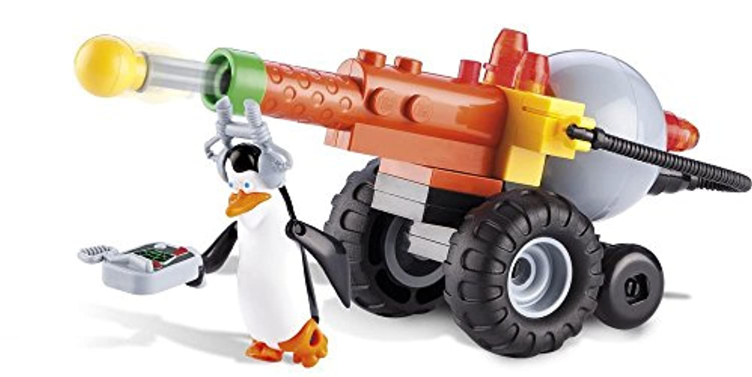 COBI The Penguins of Madagascar Dematerializer Building Kit [並行輸入品]