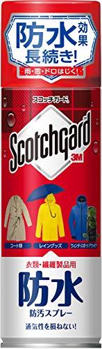 3M スコッチガード はっ水・防汚スプレー 衣類・布製品用 345ml SG-P345i