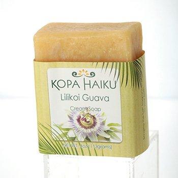 Kopa Haiku クリームソープ リリコイグァバ 4oz(128g)