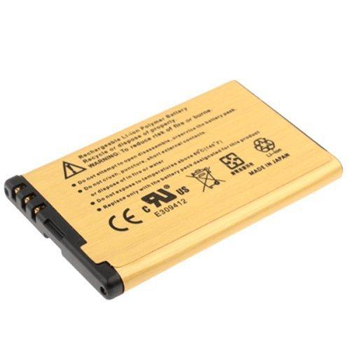 2450mah BL-5J大容量ゴールドビジネスバッテリーのためのNokia201分の200/302分の2010/のLumia525分の520/5800XM/5802xm/5900xm/5228//5235/52335232分の5230/5238分の5236/ X6M/ N900/ C3-00/ X1-00/ X1-01/ X6-00オンライン-企業による