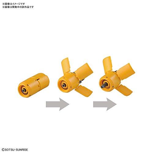 RE/100 機動戦士ガンダム 逆襲のシャア ヤクト・ドーガ(ギュネイ・ガス機) 1/100スケール 色分け済みプラモデル