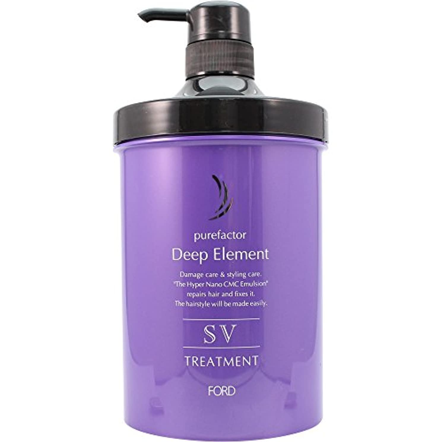 航空会社心からスラム街フォードヘア化粧品 ディープエレメント SV ヘアトリートメント 950g
