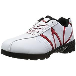 [ウィルソン] Wilson スパイクレスゴルフシューズ WSSL-1450 WH (ホワイト/27.0)