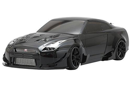 ドリフトカー用 GReddy R35 RX SPEC-D クリアボディ (マスキング&ライトデカル付) SD-GR35B