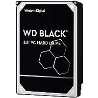 WD ゲーミング / クリエイティブ HDD 内蔵ハードディスク 3.5インチ 1TB WD Black WD1003FZEX SATA3.0 7200rpm 64MB 5年保証
