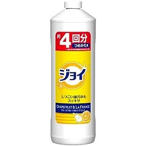 【大容量】  ジョイ 食器用洗剤 グレープフルーツ&ラ・フランス 特大サイズ 770ml