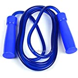Twins Special Blue Heavy Rubber Bearing Skipping Rope