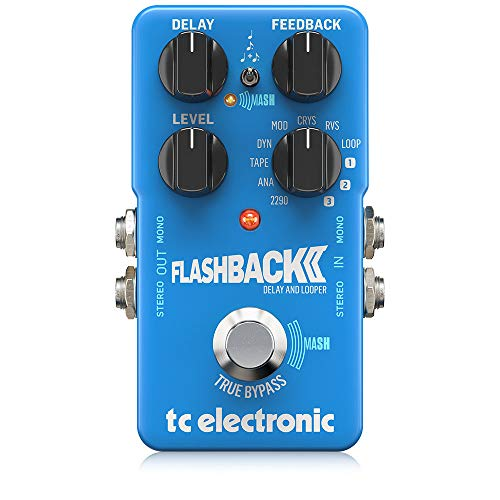 tc electronic Flashback 2 Delay ギターエフェクター