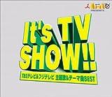 It's TV SHOW !! TBSテレビ & フジテレビ 主題歌 & テーマ曲BEST