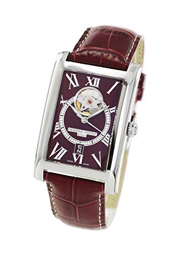 フレデリックコンスタント FREDERIQUE CONSTANT 腕時計 クラシック カレ ハートビート 世界限定600本 メンズ 315BRG4C26[並行輸入品]