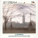 JET STREAM ハイド・パークでティーブレイクを ロンドン