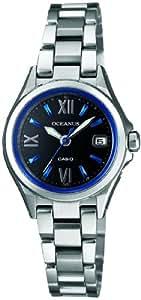 [カシオ]CASIO 腕時計 OCEANUS オシアナス タフソーラー 電波時計 3年保証 OCW-70J-1AJF レディース