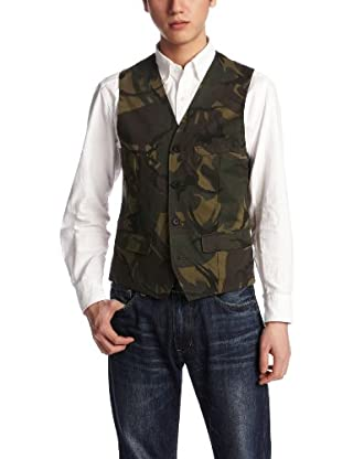 British Camouflage Waistcoat 13011300101810: Khaki