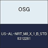 OSG ハイススパイラルタップ US-AL-NRT_M8_X_1_B_STD 商品番号 8312281