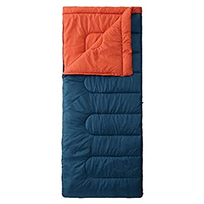 コールマン  寝袋 パフォーマー2/C5 ネイビー/バーミリオン [快適温度5度] 2000027262