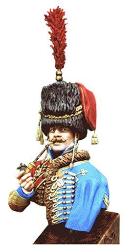 アンドレアミニチュアズ S9-B18 フランス軽騎兵(ユサール)将校