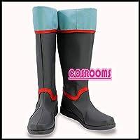 (COSROOMS)Fate/Grand Order フェイト・グランドオーダー 土方歳三 コスプレ靴 ブーツ