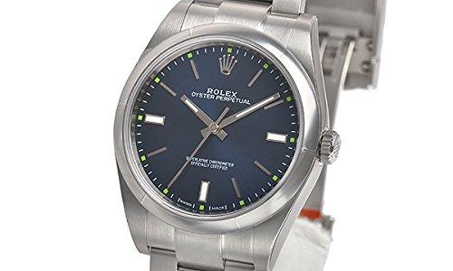 [ロレックス]ROLEX 腕時計 オイスター パーペチュアル39 ブルーバー 114300 メンズ [並行輸入品]