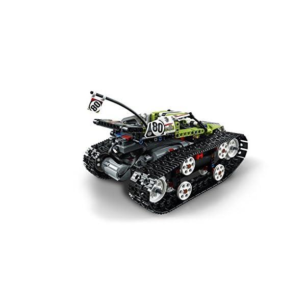 レゴ (LEGO) テクニック RCトラックレ...の紹介画像6