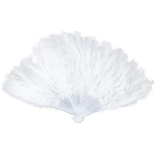 Pure cosplay accessories Fetzer fan white