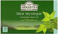 Ahmad Tea - Mint Mystique Flavoured Green Tea 20 Bags - 40g