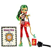 Monster High New Scaremester Jinafire Long Fashion Doll おもちゃ [並行輸入品]
