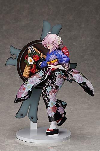 Aniplex Fate Grand Order PVC 像 1 7 グランドニューイヤー マッシュ カイライト 28 cm