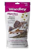 Wardley Premium Algae Discs, 3-Ounce by HARTZ