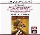 Cello Sonatas 1-5 画像