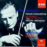 Mendelssohn/Bruch;Violin Co