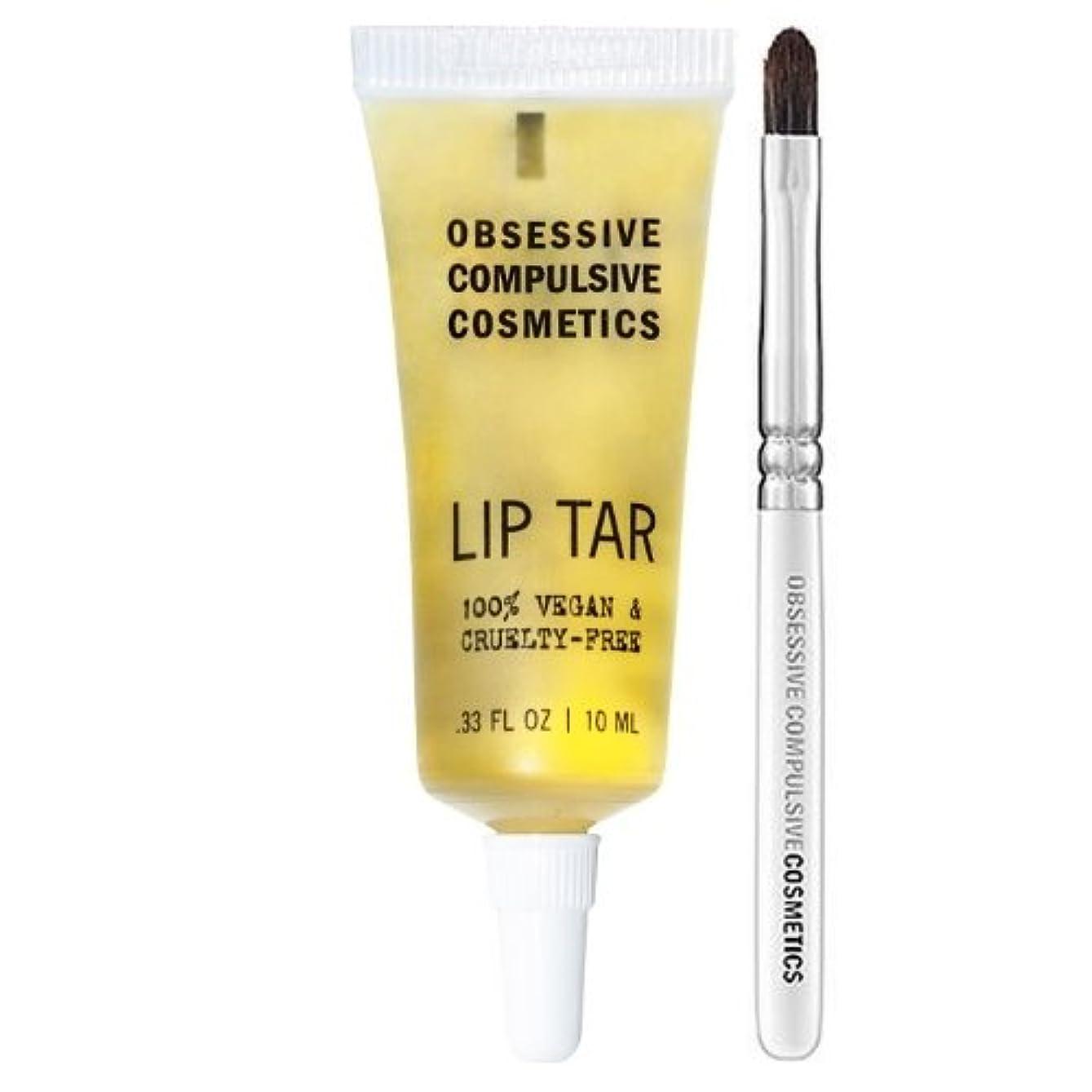 着飾る忘れる野心OBSESSIVE COMPULSIVE COSMETICS Clear Lip Tar - Clear (並行輸入品)