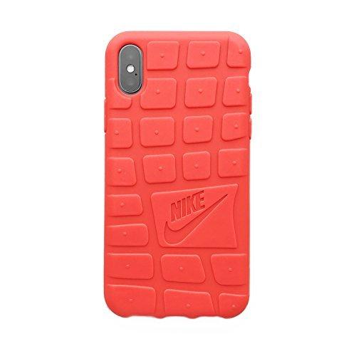 NIKEナイキ ローシ iPhoneX ケース DG0026-647 ブライトクリムゾン