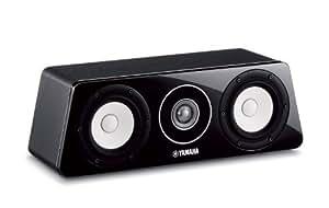 ヤマハ NS-500シリーズ センタースピーカー ハイレゾ音源対応 (1台) ブラック NS-C500(B)