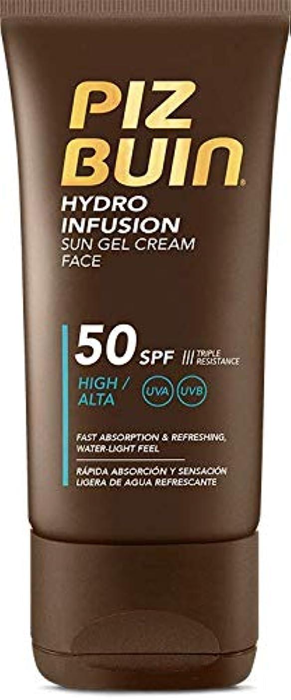 運営合唱団寄付するPiz Buin Hydro Infusion Sun Gel Cream SPF 50150ml