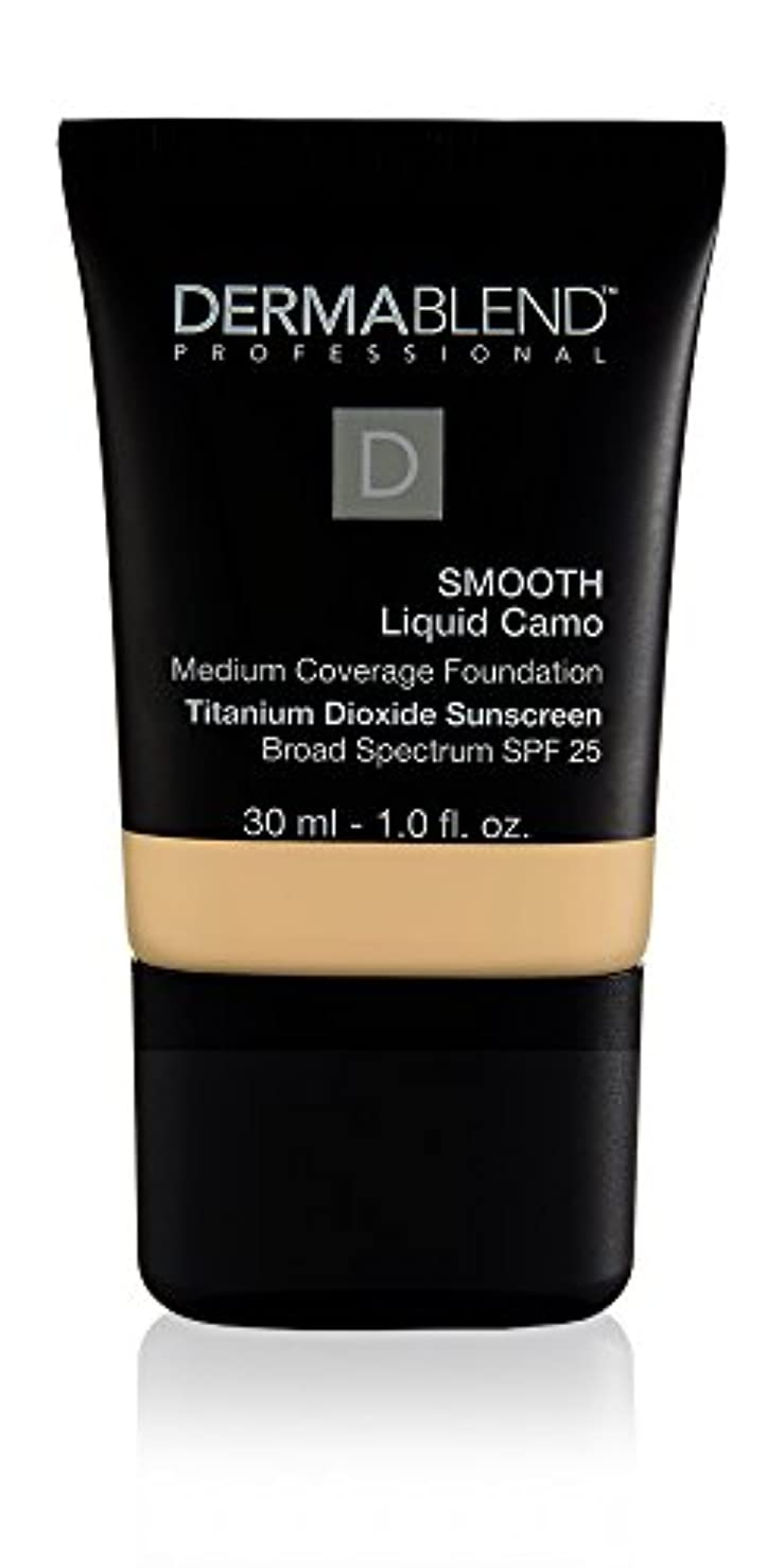 湿原軽く所属ダーマブレンド Smooth Liquid Camo Foundation (Medium Coverage) - Natural 25N 30ml/1oz