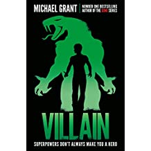 Villain (The Monster Series Book 2)