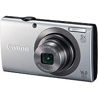 Canon デジタルカメラ PowerShot A2300 シルバー 光学5倍ズーム 約1600万画素 PSA2300(SL)