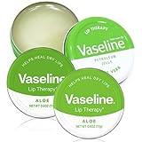 ヴァセリン リップセラピー 20g×3個セット アロエヴェラ Vaseline [並行輸入品]