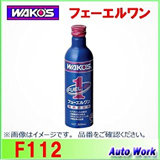 ワコーズ F-1 フューエルワン 洗浄系燃料添加剤 F112 300ml F112 [HTRC3] (B0025R9HKU) | Amazon price tracker / tracking, Amazon price history charts, Amazon price watches, Amazon price drop alerts