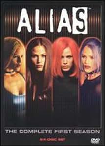 Alias: Complete First Season [DVD] [Import]