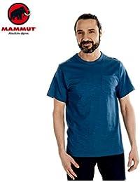 (マムート)MAMMUT アウトドア Tシャツ コットン ポケット Tシャツ 1017-10001 [メンズ]