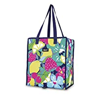 PackIt Freezable Grocery Bag, Fruitopia