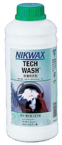 NIKWAX(ニクワックス) LOFTテックウォッシュ1L  EBE183 【洗剤】