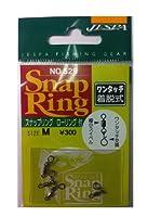 YARIE(ヤリエ) 529 スナップリング ローリング付 M