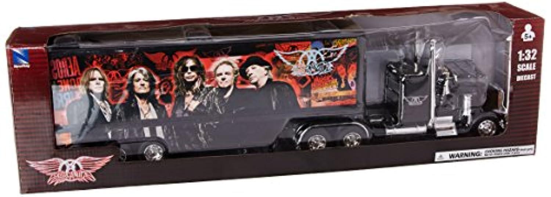 new-ray Toys ( CA ) 1 : 32 Peterbilt Aerosmith Rock Band Truck