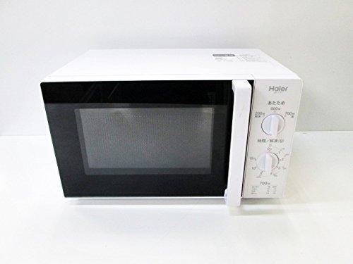 ハイアール 【東日本専用・50Hz】電子レンジ 17L ホワイ...