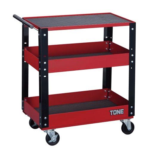 トネ(TONE) アクティブキャビン アクティブキャビン TC6101R 工具類の収納向け レッド/ブラック 71.4*86*44.1cm 取扱説明書