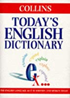 Todays English Dictionary
