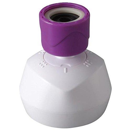 水生活製作所 ふりふりキッチンシャワー ABS・EPDM・シリコン・POM樹脂 グレープ SV212-G