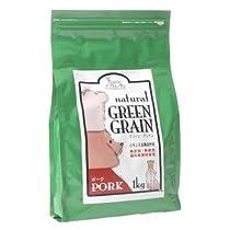 ナチュラル・グリーン・グレイン ポーク 1kg